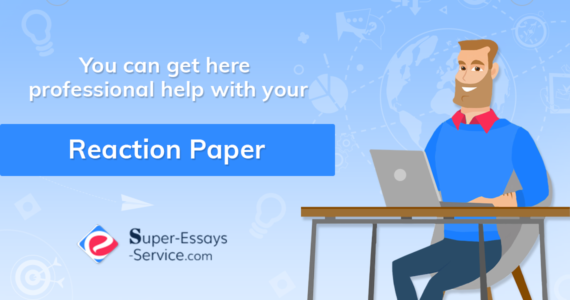 Reaction Paper Writing Service