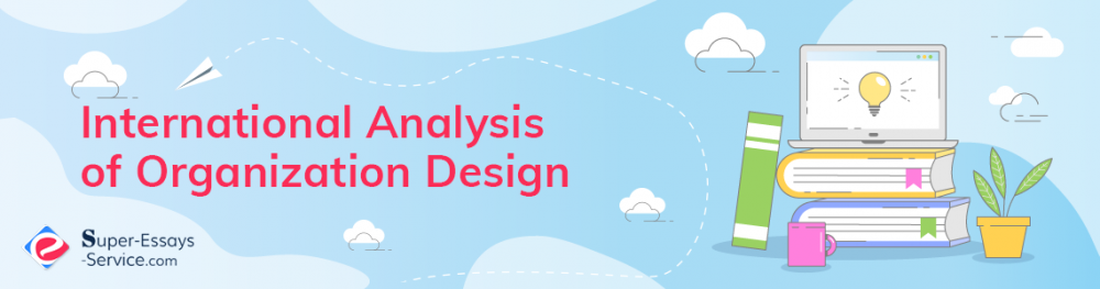 International Analysis of Organization Design