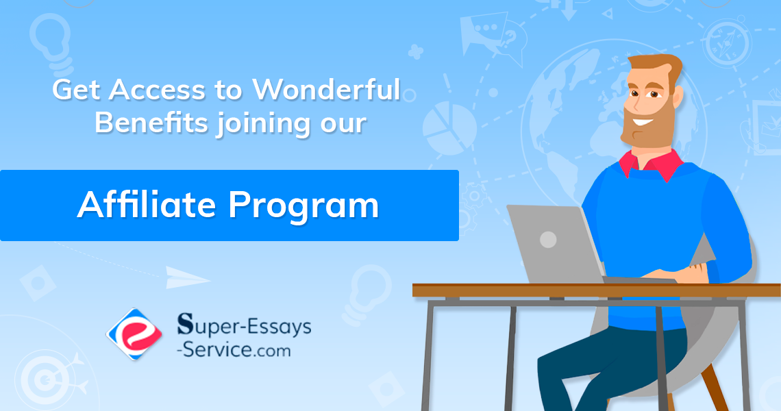 Writing affiliate programs at Super-Essays-Service